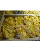 Hausgemachte Eiernudeln - Pasta fresca - Pappardelle