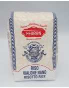 Italienische Lebensmittel Risottoreis Vialone Nano